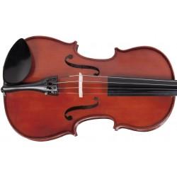 Fiberglass viola case Tonareli - Purple