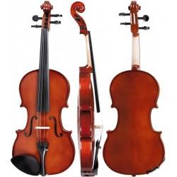 Geige (Violine) 1/2 M-tunes No.140 hölzern - spielbereit