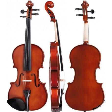 Violon 3/4 M-tunes No.140 en bois - pour les étudiants