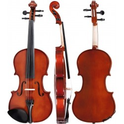 Violin 4/4 M-tunes No.140 wood - for learners