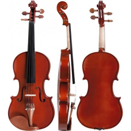 Violon 3/4 M-tunes No.150 en bois - pour les étudiants