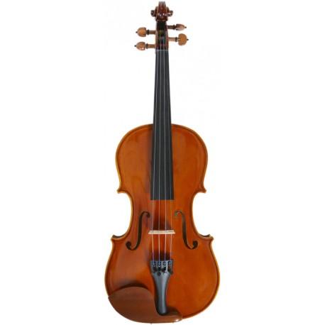 Geige (Violine) 4/4 M-tunes No.200 hölzern - spielbereit + Profi
