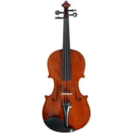 Geige (Violine) 4/4 M-tunes No.250 hölzern - spielbereit + Profi