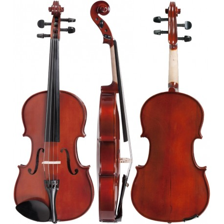 "Viola 13"" 34cm M-tunes No.140 wood - for learners"
