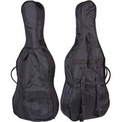 Cello Cover Classic 1/2 M-case Black
