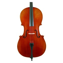 Cello 4/4 M-tunes No.900 wood - luthier workshop