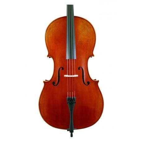 Wiolonczela lutnicza 4/4 M-tunes No.900 drewniana - lutnicza