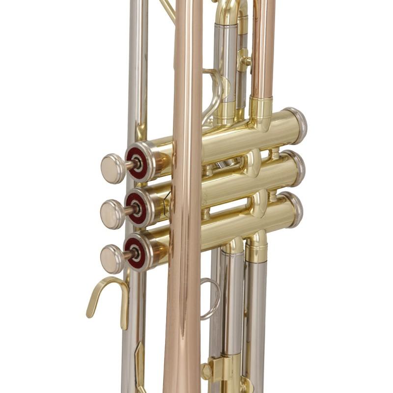 Trumpet B, Bp Solist-2 M-tunes - Gold - mtunes
