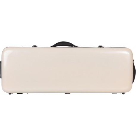 Fiberglass futerał altówkowy altówka Oblong 38-43 M-case Perłowy