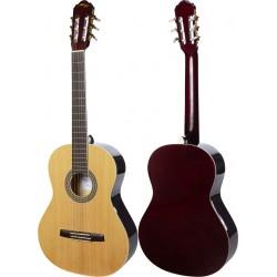 """Klassische Gitarre 4/4 39"""" M-tunes MTC965H"""