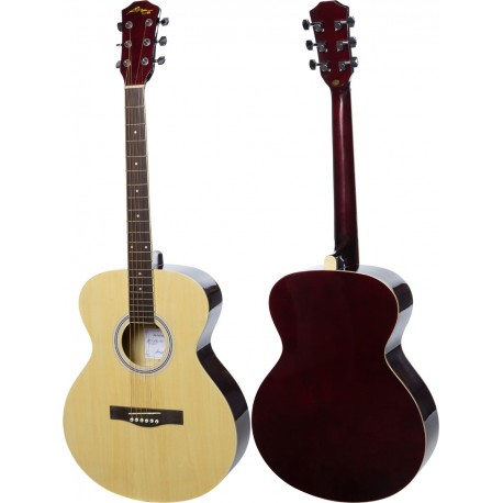 "Acoustic guitar 4/4 40"" M-tunes MTF148"