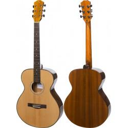 "Guitare acoustique 4/4 40"" M-tunes MTF48H"
