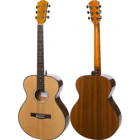 "Acoustic guitar 4/4 40"" M-tunes MTF48H"