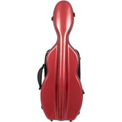 Fiberglass futerał skrzypcowy skrzypce UltraLight 4/4 M-case Miedziany