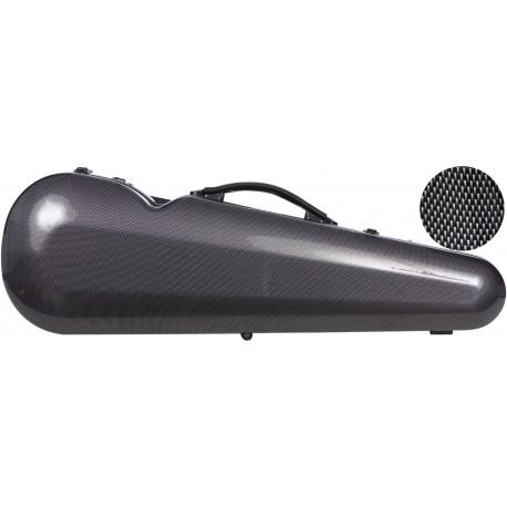 Fiberglass futerał skrzypcowy skrzypce Vision 4/4 M-case Czarny Point