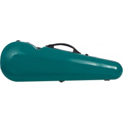 Fiberglass violin case Vision 4/4 M-case Green Sea