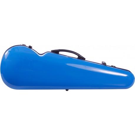 Étui en fibre de verre (Fiberglass) pour violon Vision 4/4 M-case Bleu