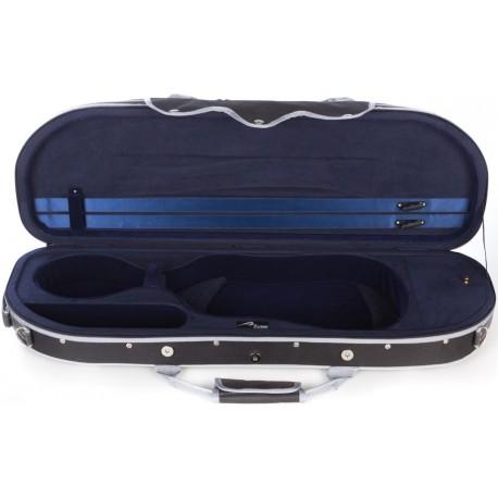 Futerał skrzypcowy skrzypce UltraLight 4/4 M-case Czarno - Granatowy