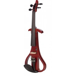 Electric violin 4/4 M-tunes MTSE403E wood