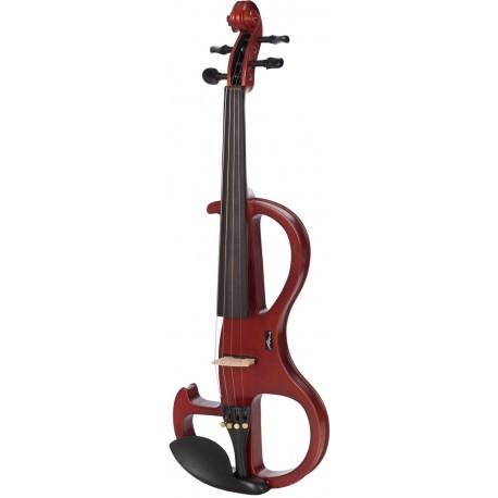 Electric violin 4/4 M-tunes MTSE110B-EFP wood