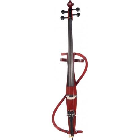 Electric cello 4/4 M-tunes MTWE403E wood