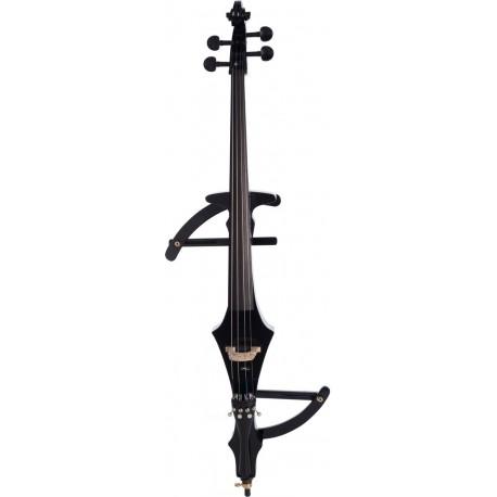 Electric cello 4/4 M-tunes MTWE404E wood