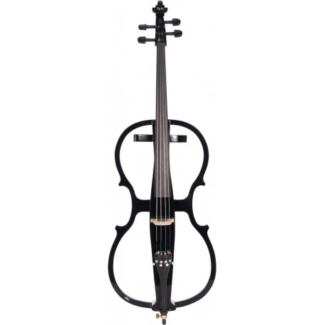 Electric cello 4/4 M-tunes MTWE008BE wood