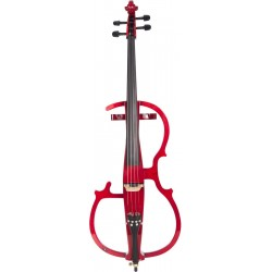 Violoncelle électrique 4/4 M-tunes MTWE110BE en bois