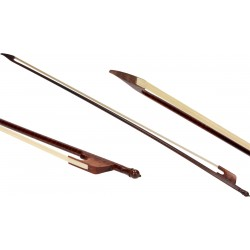 Baroque violin bow 4/4 snakewood round stick M-tunes Classic