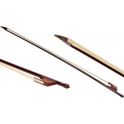 Smyczek Barokowy skrzypcowy 4/4 drewno wężowe okrągły M-tunes Classic