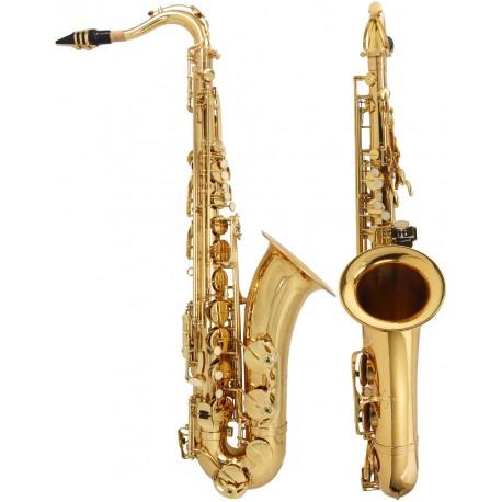 Saksofon tenorowy Bb, B Fis Solist M-tunes - Złoty