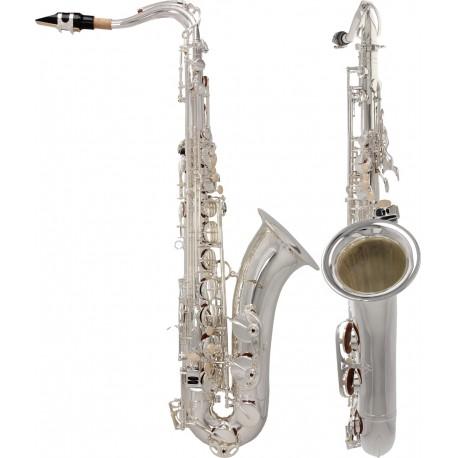 Tenor saxophone Bb, B Fis Concert M-tunes - Silver