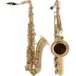 Saksofon tenorowy Bb, B Fis Artist M-tunes - Złoty