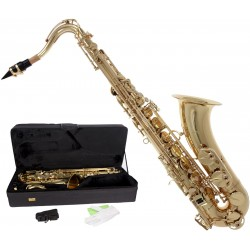 Tenor saxophone Bb, B Fis MTST0031G M-tunes - Gold
