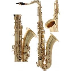 Saksofon tenorowy Bb, B Fis SaxT3100G M-tunes - Złoty