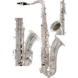 Tenorsaxophon Bb, B Fis SaxT3100S M-tunes - Silbern