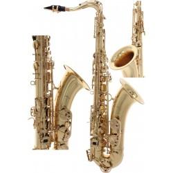 Saksofon tenorowy Bb, B Fis SaxT3200G M-tunes - Złoty