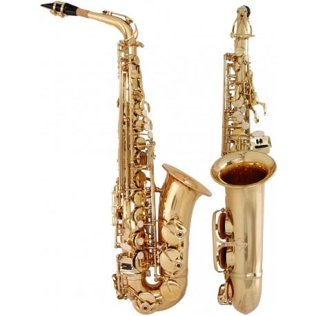 Saksofon altowy Es, Eb Fis Solist M-tunes - Złoty