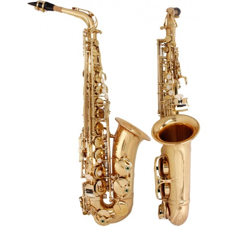 Saksofon altowy Es, Eb Fis Concert M-tunes - Złoty
