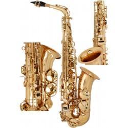 Saksofon altowy Es, Eb Fis SaxA1110G M-tunes - Złoty