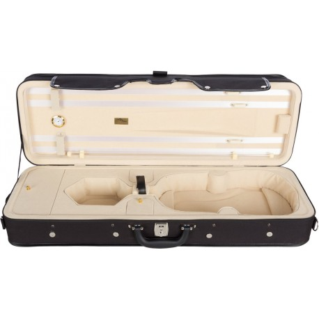 Foam violin case City 4/4 M-case Cream