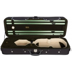 Foam violin case City 4/4 M-case Green