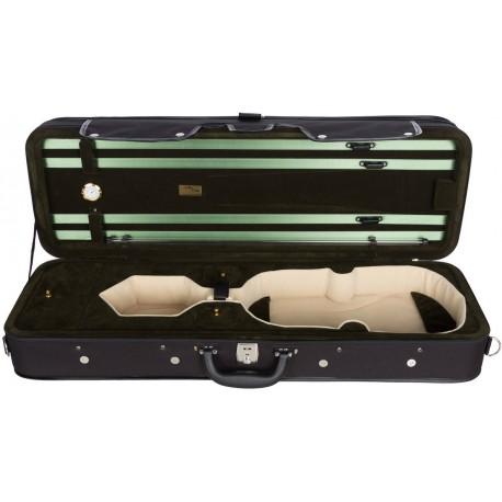 Étui en mousse pour violon City 4/4 M-case Vert