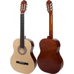 """Klassische Gitarre 4/4 39"""" M-tunes MTC851"""