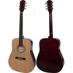 "Acoustic guitar 4/4 41"" M-tunes MTF29"
