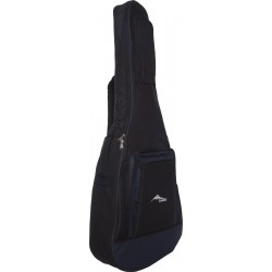 Acoustic guitar cover Premium 4/4 M-case Navy Blue