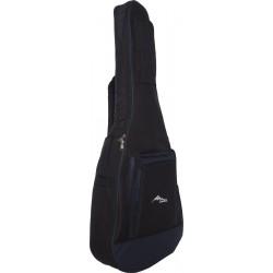Housse pour guitare acoustique Premium 4/4 M-case Bleu Marine