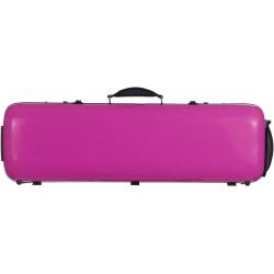 Geigenkoffer Glasfaser Safe Oblong 4/4 M-case Fuchsia