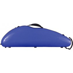 Fiberglass violin case SafeFlight 4/4 M-case Blue