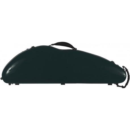 Fiberglass futerał skrzypcowy skrzypce SafeFlight 4/4 M-case Zielony